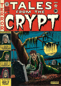 Cover Thumbnail for Tales from the Crypt (EC, 1950 series) #22