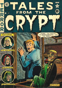 Cover Thumbnail for Tales from the Crypt (EC, 1950 series) #23
