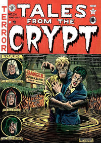 Cover Thumbnail for Tales from the Crypt (EC, 1950 series) #24