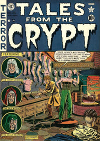 Cover Thumbnail for Tales from the Crypt (EC, 1950 series) #25