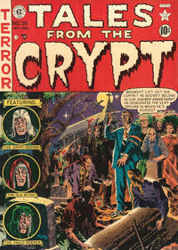 Cover Thumbnail for Tales from the Crypt (EC, 1950 series) #26