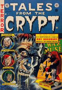 Cover Thumbnail for Tales from the Crypt (EC, 1950 series) #34