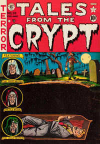 Cover Thumbnail for Tales from the Crypt (EC, 1950 series) #28