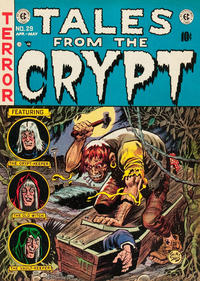 Cover Thumbnail for Tales from the Crypt (EC, 1950 series) #29