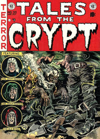 Cover Thumbnail for Tales from the Crypt (EC, 1950 series) #30