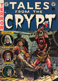 Cover Thumbnail for Tales from the Crypt (EC, 1950 series) #31