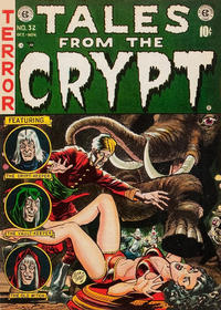 Cover Thumbnail for Tales from the Crypt (EC, 1950 series) #32