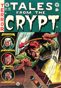 Cover Thumbnail for Tales from the Crypt (EC, 1950 series) #38