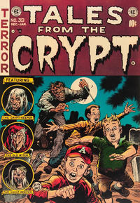 Cover Thumbnail for Tales from the Crypt (EC, 1950 series) #39