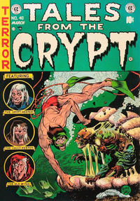 Cover Thumbnail for Tales from the Crypt (EC, 1950 series) #40