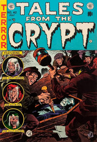 Cover Thumbnail for Tales from the Crypt (EC, 1950 series) #42