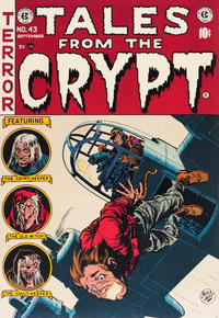 Cover Thumbnail for Tales from the Crypt (EC, 1950 series) #43