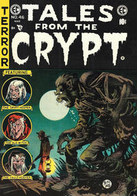 Cover Thumbnail for Tales from the Crypt (EC, 1950 series) #46