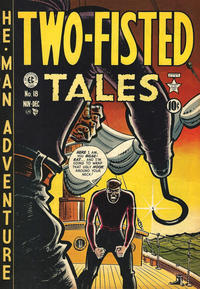 Cover Thumbnail for Two-Fisted Tales (EC, 1950 series) #18