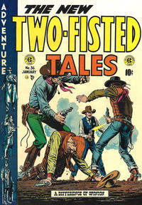 Cover Thumbnail for Two-Fisted Tales (EC, 1950 series) #36