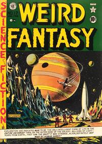 Cover Thumbnail for Weird Fantasy (EC, 1950 series) #17