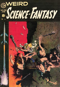 Cover Thumbnail for Weird Science-Fantasy (EC, 1954 series) #29
