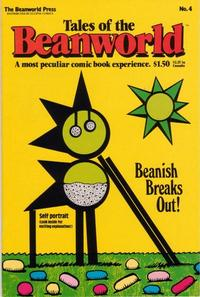 Cover Thumbnail for Tales of the Beanworld (Beanworld Press, 1985 series) #4