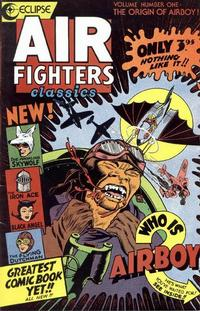 Cover Thumbnail for Air Fighters Classics (Eclipse, 1987 series) #1
