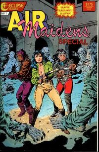 Cover Thumbnail for Airmaidens Special (Eclipse, 1987 series) #1