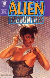 Cover Thumbnail for Alien Encounters (Eclipse, 1985 series) #3