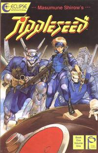 Cover Thumbnail for Appleseed (Eclipse, 1988 series) #v1#1