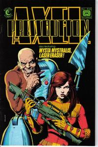 Cover Thumbnail for Axel Pressbutton (Eclipse, 1984 series) #1