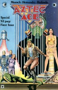 Cover for Aztec Ace (Eclipse, 1984 series) #1