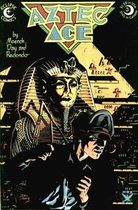 Cover Thumbnail for Aztec Ace (Eclipse, 1984 series) #3