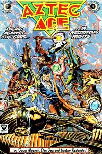 Cover Thumbnail for Aztec Ace (Eclipse, 1984 series) #4