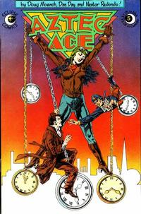 Cover Thumbnail for Aztec Ace (Eclipse, 1984 series) #5