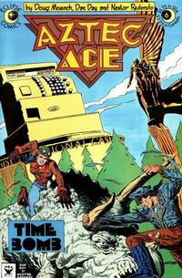 Cover Thumbnail for Aztec Ace (Eclipse, 1984 series) #6