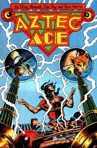 Cover Thumbnail for Aztec Ace (Eclipse, 1984 series) #9