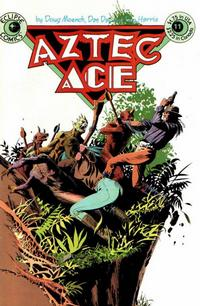 Cover Thumbnail for Aztec Ace (Eclipse, 1984 series) #11
