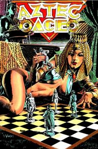 Cover Thumbnail for Aztec Ace (Eclipse, 1984 series) #14