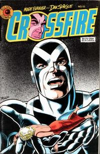 Cover Thumbnail for Crossfire (Eclipse, 1984 series) #13