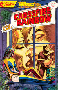 Cover Thumbnail for Crossfire and Rainbow (Eclipse, 1986 series) #1