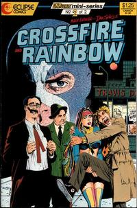 Cover Thumbnail for Crossfire and Rainbow (Eclipse, 1986 series) #2