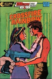 Cover Thumbnail for Crossfire and Rainbow (Eclipse, 1986 series) #3