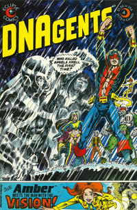 Cover Thumbnail for The DNAgents (Eclipse, 1983 series) #4