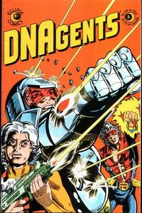 Cover Thumbnail for The DNAgents (Eclipse, 1983 series) #5