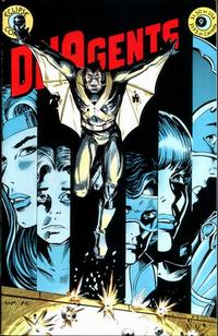 Cover Thumbnail for The DNAgents (Eclipse, 1983 series) #9