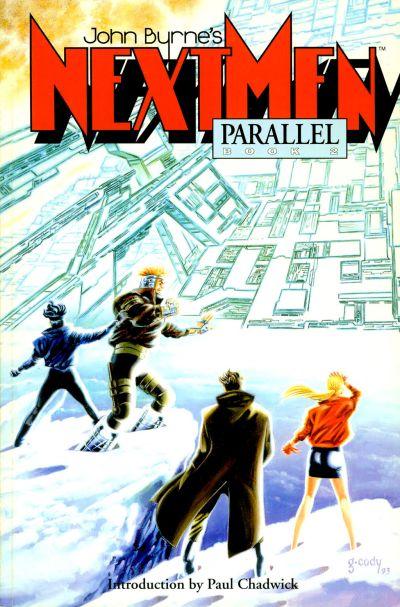 Cover for John Byrne's Next Men (Dark Horse, 1993 series) #2