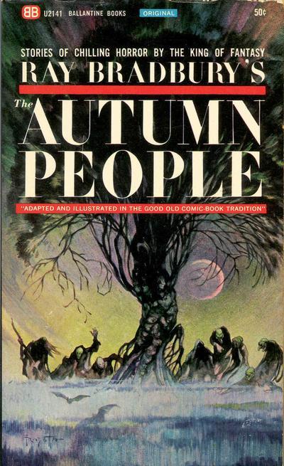 Cover for The Autumn People (Ballantine Books, 1965 series) #U2141