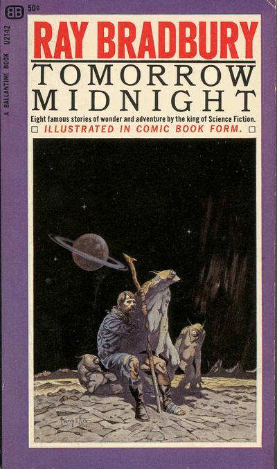 Cover for Tomorrow Midnight (Ballantine Books, 1966 series) #U2142