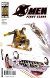 Cover for X-Men: First Class (Marvel, 2007 series) #4