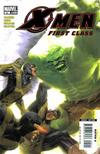 Cover for X-Men: First Class (Marvel, 2007 series) #5