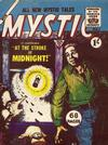 Cover for Mystic (L. Miller & Son, 1960 series) #1