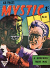 Cover for Mystic (L. Miller & Son, 1960 series) #12