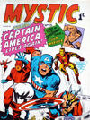 Cover for Mystic (L. Miller & Son, 1960 series) #55